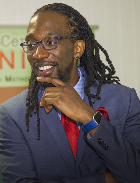 Rev. Dr. Jay Williams